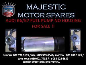 Audi fuel pump for sale !!