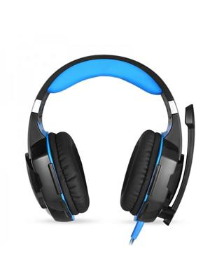 3.5MM GAMING HEADSET BLACK BLUE