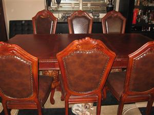 8 Seater Dining room suite