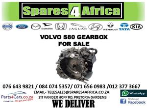 VOLVO S80 GEARBOX