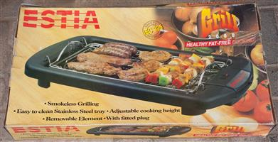 ESTIA GRILL FOR SALE