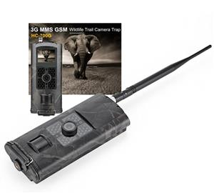 Wildlife camera - 3G, 16 megapixel, MMS, email, SMS remote control