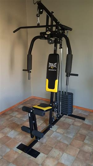 Treadmill and Power gym and Dumbell pro