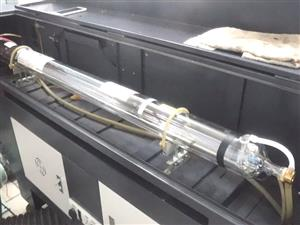 LC-TUBE/100 TruCUT Standard Series Sealed Rated 100W, Burst 110W+ CO2 Glass Laser Tube