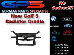 New Golf 5 Radiator Cradle for Sale
