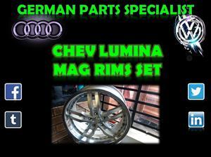 Chev Lumina Mag Rims for Sale