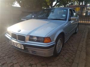 1996 BMW 3 Series 318i Sport Line