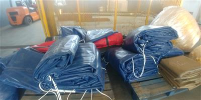 Top quality,heavy duty pvc truck covers/tarpaulins/sails and cargo nets