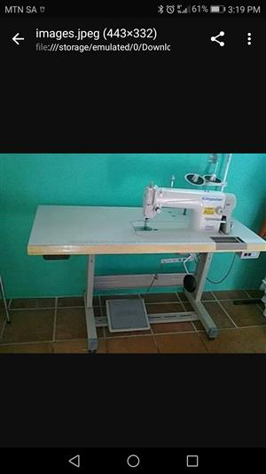 Industrial Sewing Machine For Sale In Household In Gauteng Junk Mail New Industrial Sewing Machine For Sale Gauteng