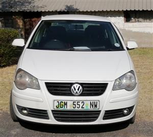 2006 VW Polo Classic 1.9TDI 96kW Highline