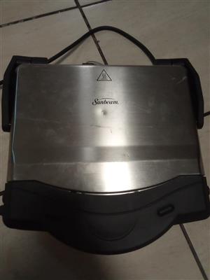 Sunbeam toaster like new