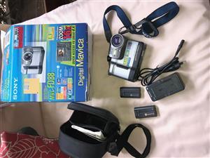 Sony - Mavica  FD88 - digital camera