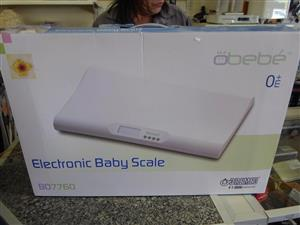 Obebe Electronic Baby Scale