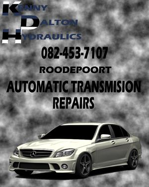 Automatic Transmision Repairs Roodepoort
