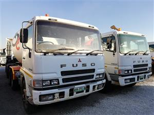 Build A Great Company, When You Invest In This Fuso FV 26-340, 6 Cube Concrete Mixer Truck