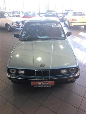 1986 BMW 3 Series 323i