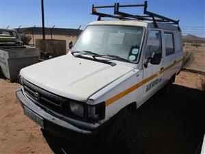 Toyota Personnel Carrier