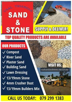 Vaal Triangel Sand & Stone