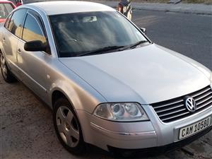 2005 VW Passat 1.8T
