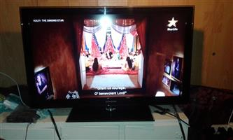 SAMSUNG 40 inch tv.
