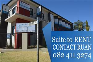 MEDICAL SUITE TO RENT IN SOUGHT AFTER MEDICAL CENTRE