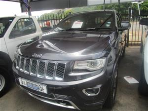 2015 Jeep Grand Cherokee 3.6L Limited