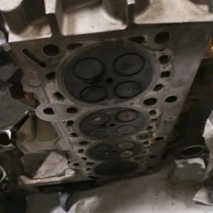 BMW 320D M47 X3 cylinder