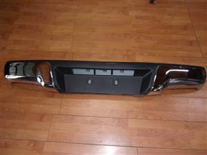 New Isuzu KB 300 Chrome Rear Bumper for Sale
