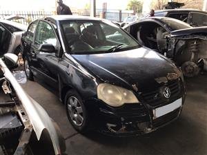 Volkswagen Polo Sedan 2003 Manual BAH Stripping for Used Spares