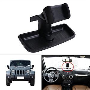Jeep Wrangler phone holder