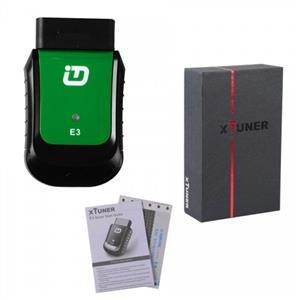 AutoMotive Full System Scanner XTUNER E3 Full OBDII Diagnostic Tool WIFI