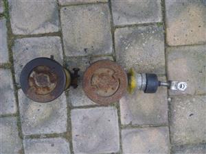 Nissan 1400 Brake Master Cylinder