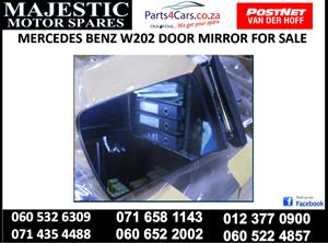 Mercedes benz W202 door mirror for sale