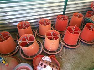Broiler Chicken Equipment