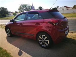 2016 Hyundai i20 1.4 Motion auto