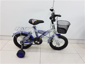 """Brand New 12 """"Spoke wheel cycle Full house Suitable for 2-4 years"""