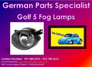 Golf 5 Fog Lamp