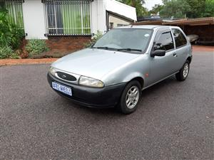 2002 Ford Fiesta 1.4 3 door Titanium