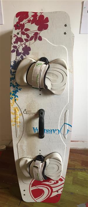 Cabrinha Kite Board