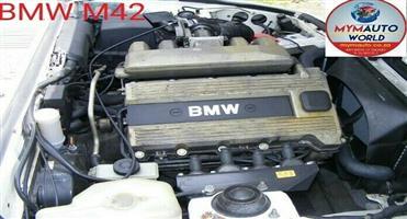 IMPORTED USED BMW E36 DOHC 4 CYL 16V M42 ENGINE