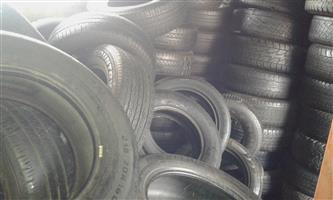 Am selling second hand tyres call for any size 0641448842