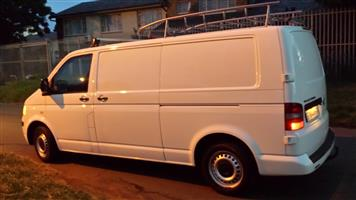 2005 VW Transporter panel van