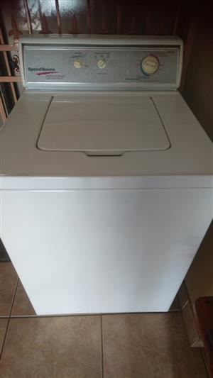 Speed queen washing machine for sale