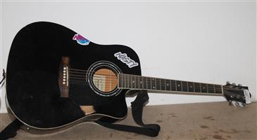 Sanchez electric guitar S037232A #Rosettenvillepawnshop