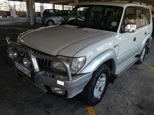 2000 Toyota Land Cruiser