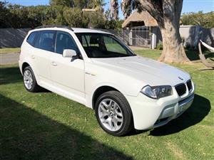 2007 BMW X3 sDRIVE 20i M SPORT (G01)