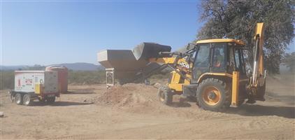 Ready Mix Concrete plant hire