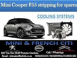 BIG PROMOTION ON MINI F55 COOLING SYSTEMS