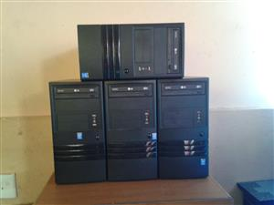 Intel g2030 1155 cpu, 2gb ddr3 ram, 250gb hdd tower pcs