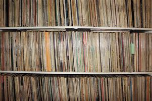 LP's - Vinyl Records. In very good condition. Music from the 50's, 60's, 70's, 80's Jazz House Disco Maxi's Reggae Rock